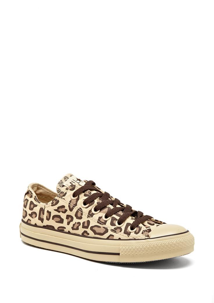 Converse cheetah print!