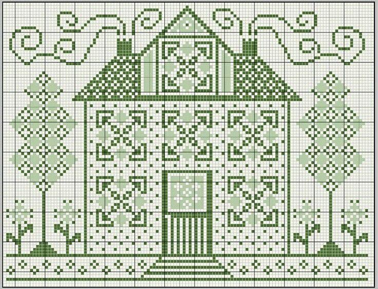 Casa campestre en 2 tonos