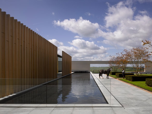 Windmill Hill by Stephen Marshall Architects, UK