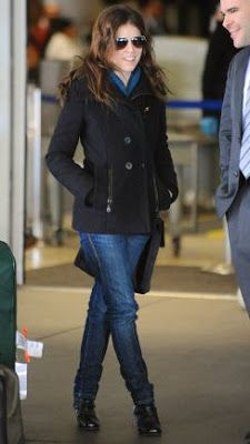 Never Be Afraid I Celebrity Inspiration + Fashion: Anna Kendrick's Street Style