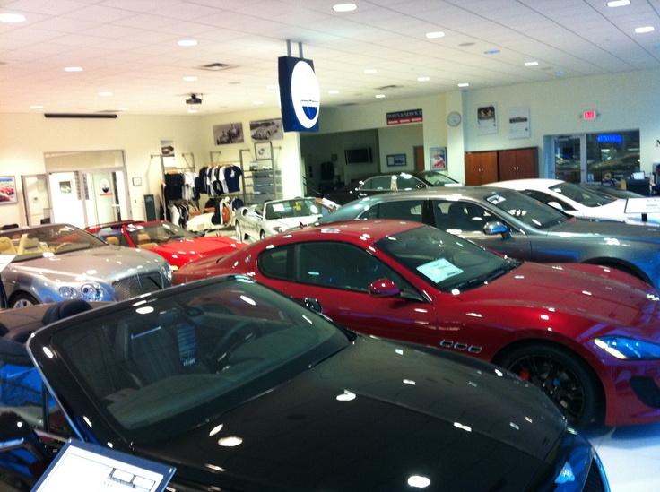 Maserati dealership