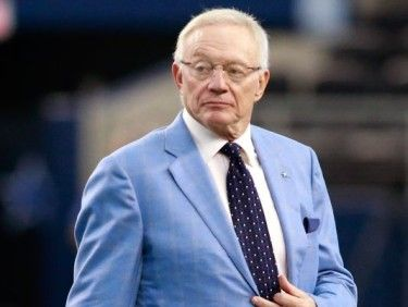 Jerry Jones Named NFL Executive of the Year – Dallas Cowboys Notes. One day after the Pro Football Writers Association honored Dallas Cowboys running back DeMarco Murray as their Offensive Player o...
