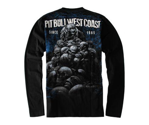 Longsleeve Skull Dog http://pitbull.pl/shop/t-shirts/longsleeve-skull-dog.html