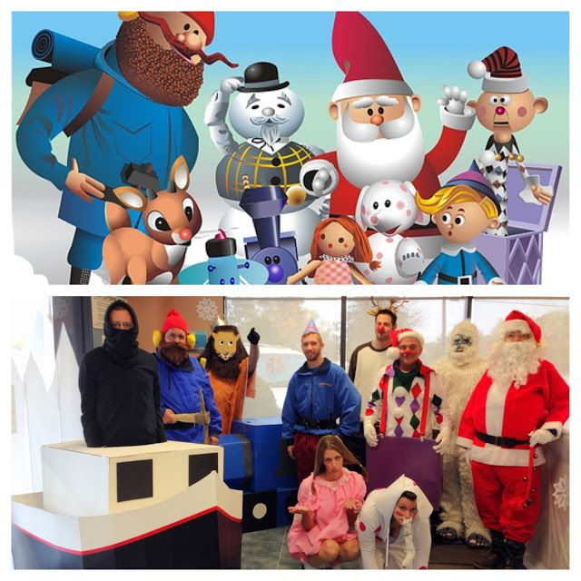 The Island of Misfit Toys #Halloween Costume  www.centralcollision.blogspot.com