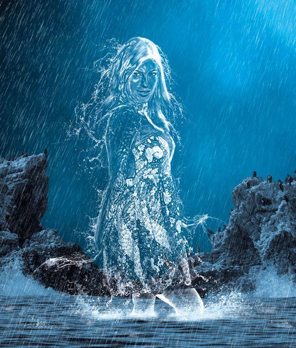 Avatar 2 Oceans: TUTORIAL: Create Incredible Water Effects (part 1
