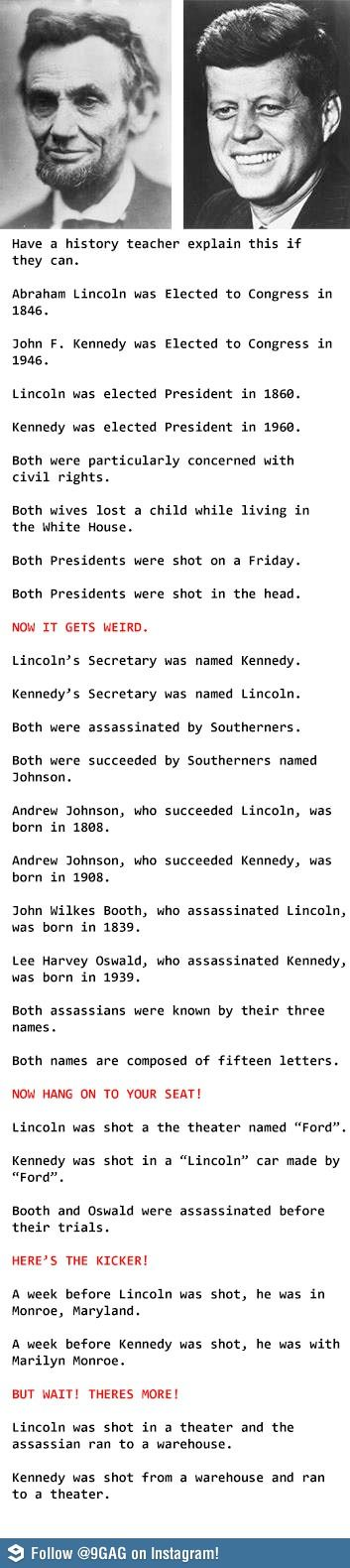 does anybody know if any of this it true? if it was that would be pretty weird…