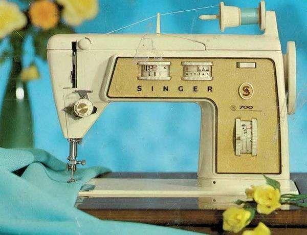 Singer 700 720 Sewing Machine Instruction Manual Sewing Machine Instruction Manuals Sewing Machine Sewing Machine Instructions