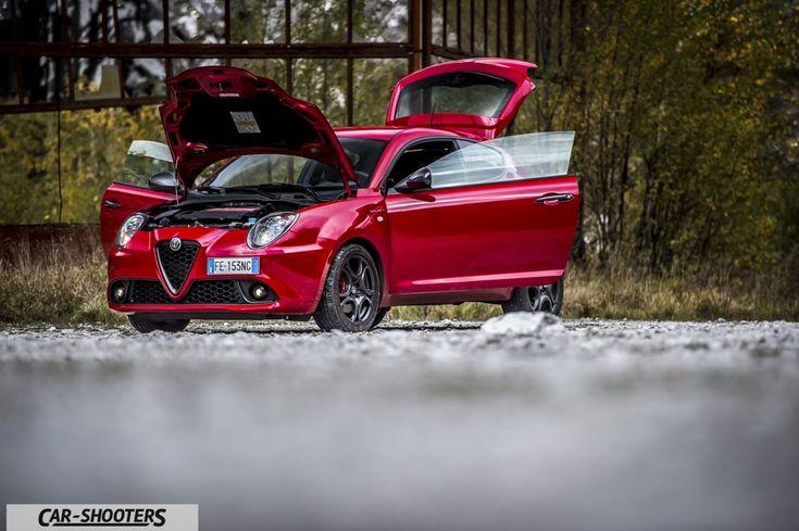Alfa-Romeo MiTo prova su strada