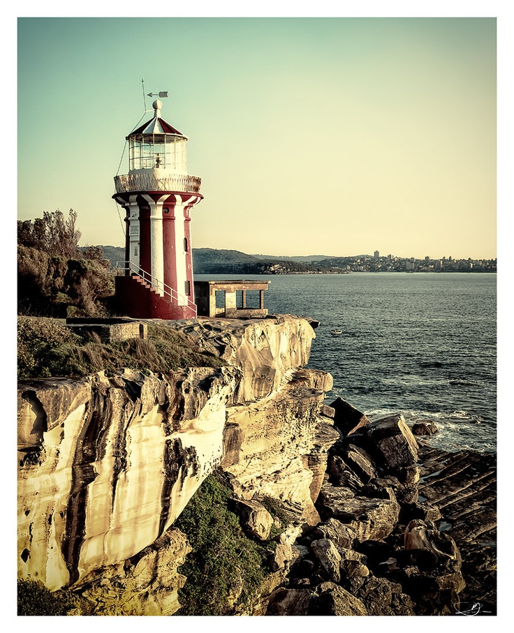 Little Lighthouse II by mdomaradzki.deviantart.com on @deviantART