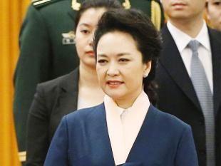 China's first lady Peng Liyuan 'enchants' world media: Beijing ...