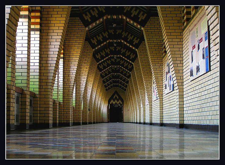 Interior of St. Benoit du Lac: Monastery in Magog, Quebec