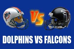 Watch Miami Dolphins vs Atlanta Falcons Game Live Online Stream