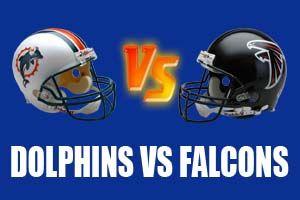 Miami Dolphins vs Atlanta Falcons Live NFL Streaming