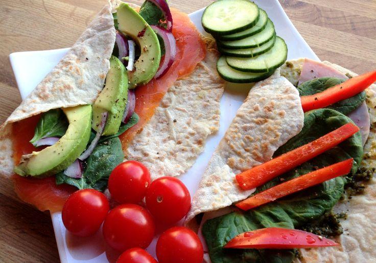lindastuhaug - lidenskap for sunn mat og trening