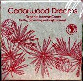 Pure incence - Cedarwood dreams