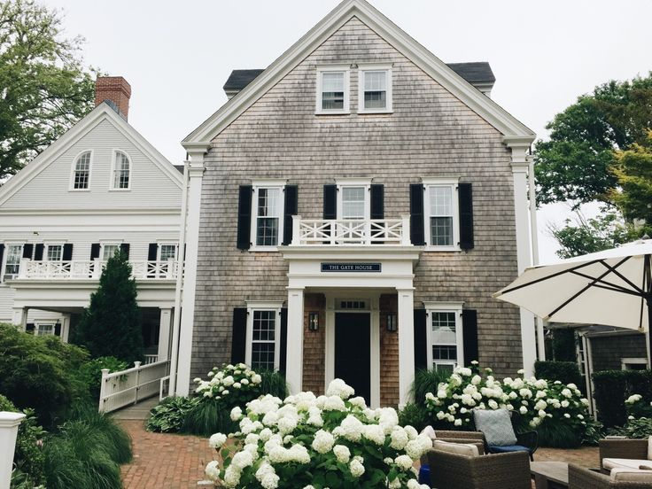 nantucket - Nantucket Style House