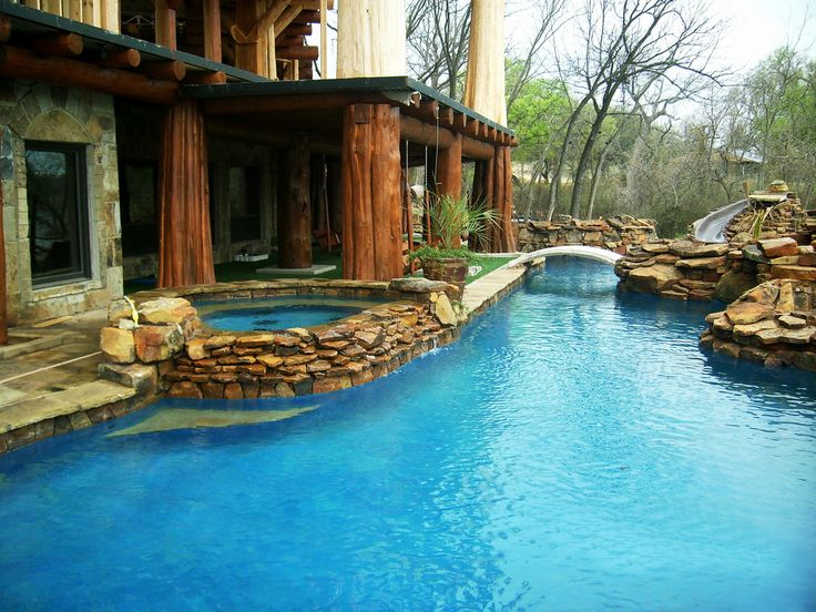 Swimming Pool Design Dallas Texas