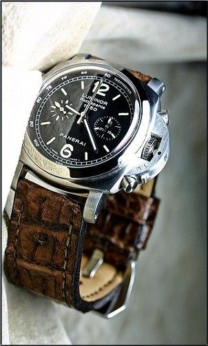 Luminor Panerai www.ChronoSales.com for all your luxury watch needs, sign up for our free newsletter, the new way to buy and sell luxury watches on the internet. #ChronoSales