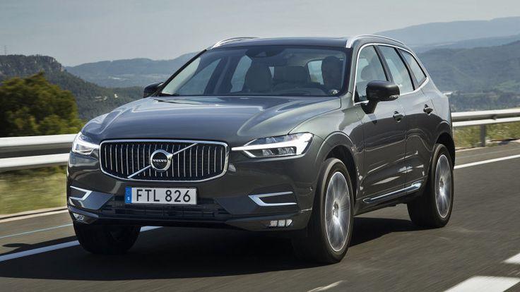ICYMI: Volvo XC60 gets near-perfect score in European crash test category