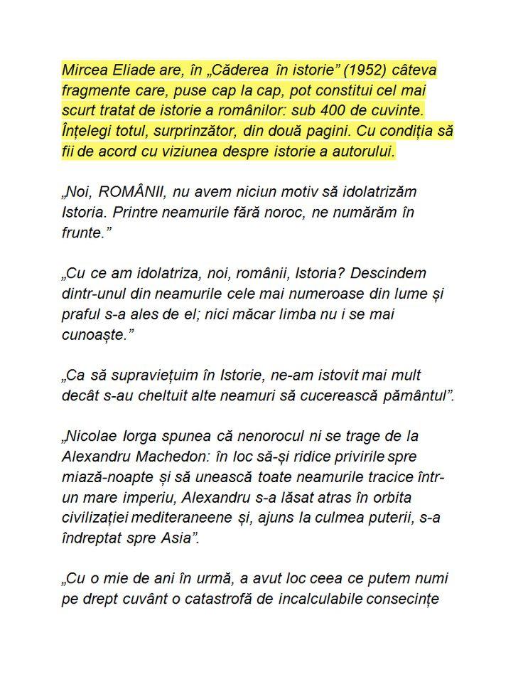 Mircea Eliade descrierea istoriei in 400 de cuvinte.docx