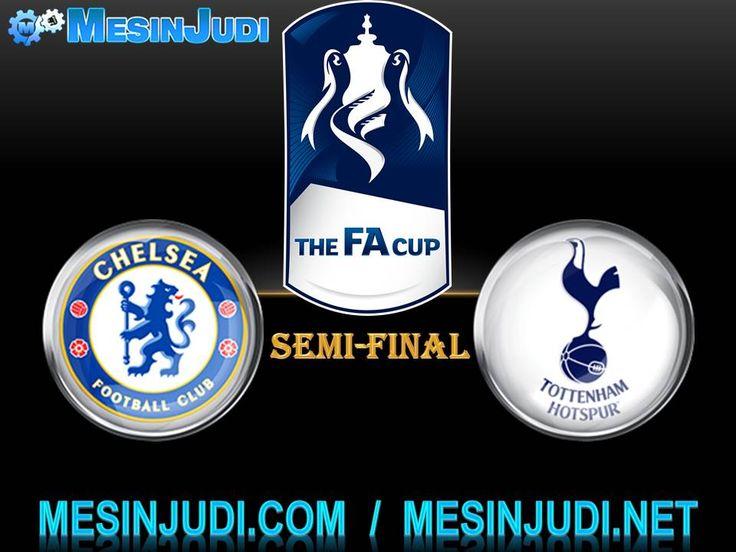 Prediksi Chelsea Vs Tottenham Hotspur 22 April 2017
