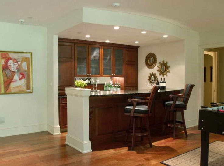 17 Best Images About Small Basement Wet Bar Ideas On