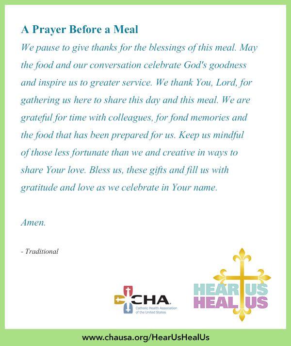 Best 25 Meal Prayer Ideas On Pinterest