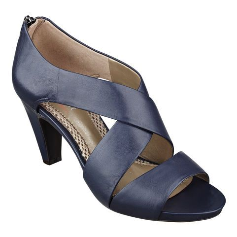 Wide Strappy Dress Shoes Open Toe Comfortable