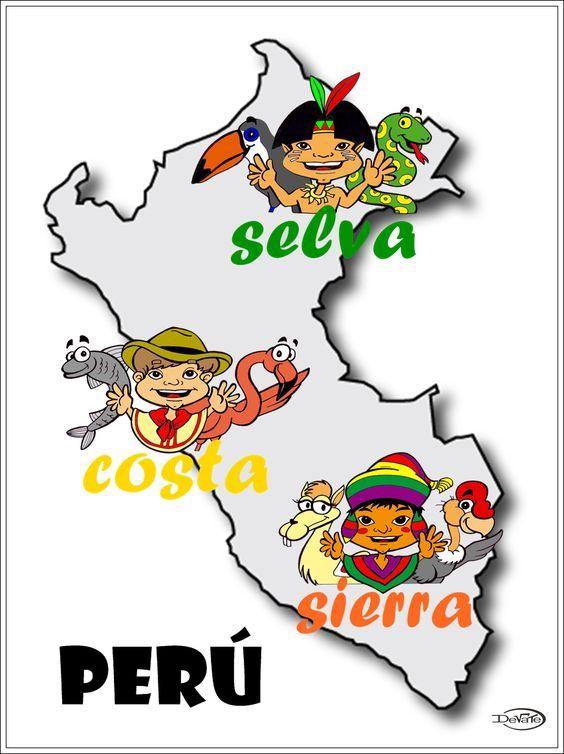 el mar peruano para niños de inicial para colorear - Buscar con Google
