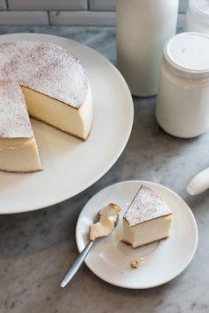 מתכון וטיפים לעוגת גבינה קלאסית של רולדין - וואלה! אוכל