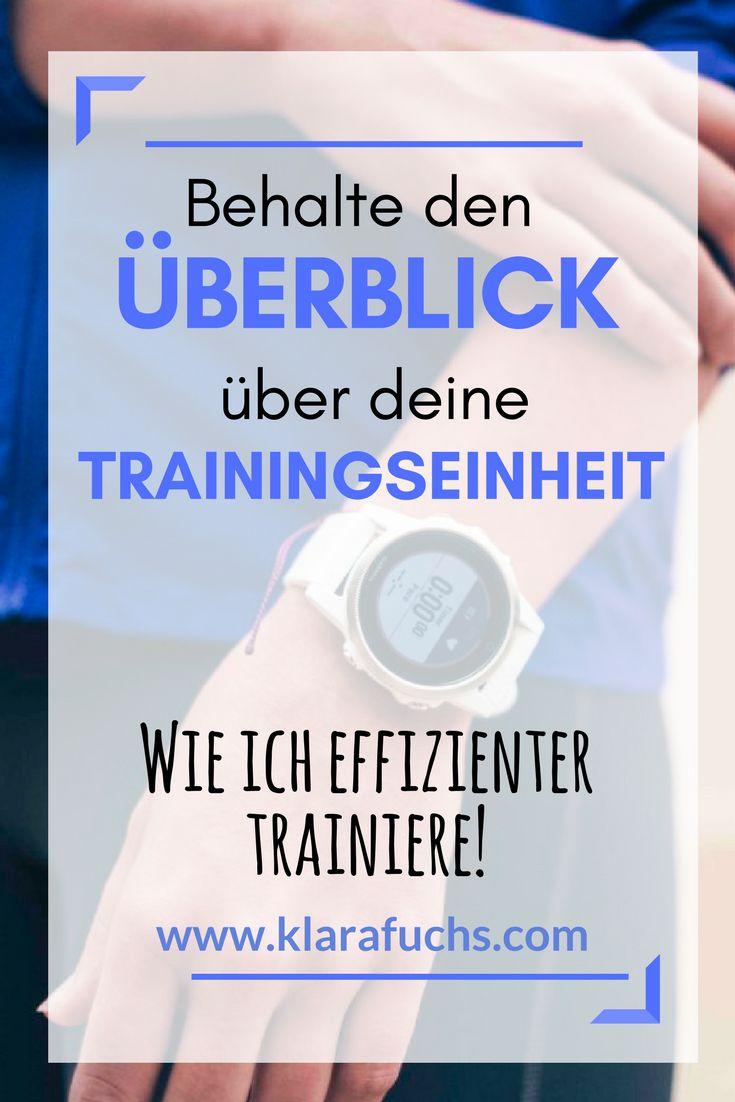 Mit Hilfe einer Pulsuhr oder einer App kannst du effektiver trainieren! Trainerst du schon mit Pulsuhr? Hier findest du Infos zu den verschiedenen Herzfreqzenzbereichen. Sportwissenschaft leicht gemacht! Mehr auf www.klarafuchs.com