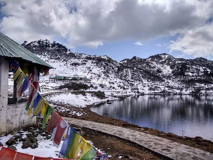 Beautiful Ptso lake #Tawang #Arunachal Pradesh PC - Tarun Kumar