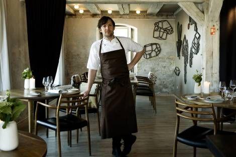 Le restaurant danois Noma