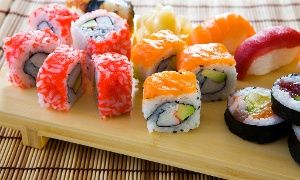 Groupon - Japanese Food and Sushi at Ichiban Japanese Restaurant & Sushi (Up to Half Off). Five Options Available. in Santa Barbara. Groupon deal price: $12
