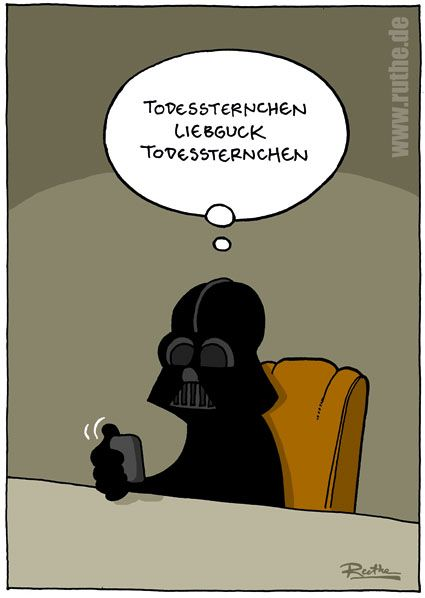Cartoon von Ruthe – Shit happens!