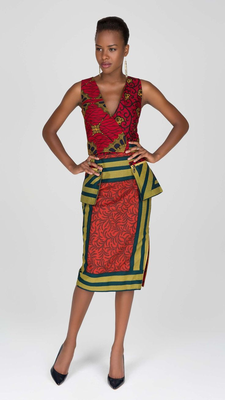 341 best African Style & Fashion images on Pinterest | African ...