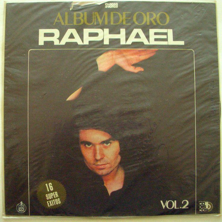RAPHAEL ALBUM DE ORO VOL. 2 16 SUPER EXITOS