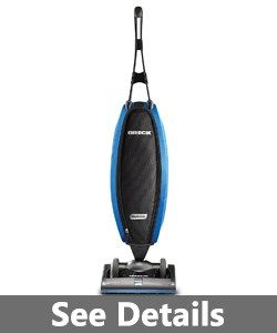 Oreck LW100 Magnesium SP Bagged Upright Vacuum