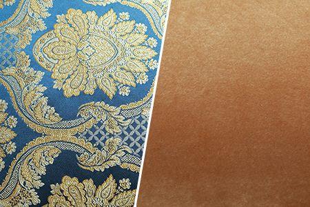 Акапулько Восток 2  Ткань Ольдерса blue, Ткань Ольдерса kom blue, Ткань Ольдерса blue, Бархат Стилет 93-35