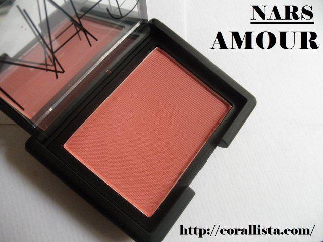 Pick-me-up blushes for Indian skin tone- NARS Blush Amour