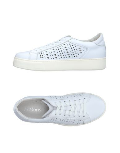 ANDREA MORELLI Women's Low-tops & sneakers White 10 US