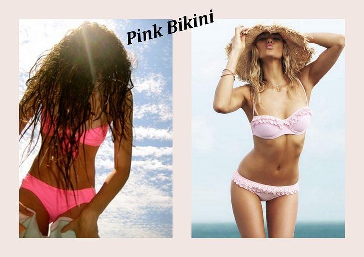 Το ροζ μπικίνι θα αναδείξει την ηλιοκαμένη επιδερμίδα σου φέτος το Καλοκαίρι! www.brandsgalaxyfashion.com