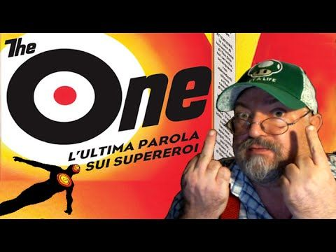 The ONE – L'ultima parola sui supereroi [di Rick Veitch]