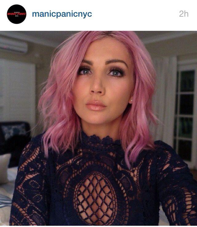 Manic Panic Cotton Candy Pink