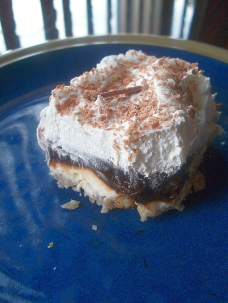 This is one of my family's favorite desserts that we always request for my mom to make. A buttery, nutty shortbread layer is topped ...