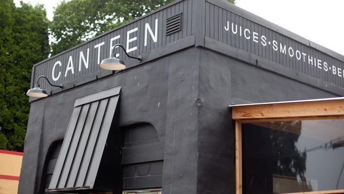 Canteen Portland Oregon Storefront Design Architecture Details Architectural Features