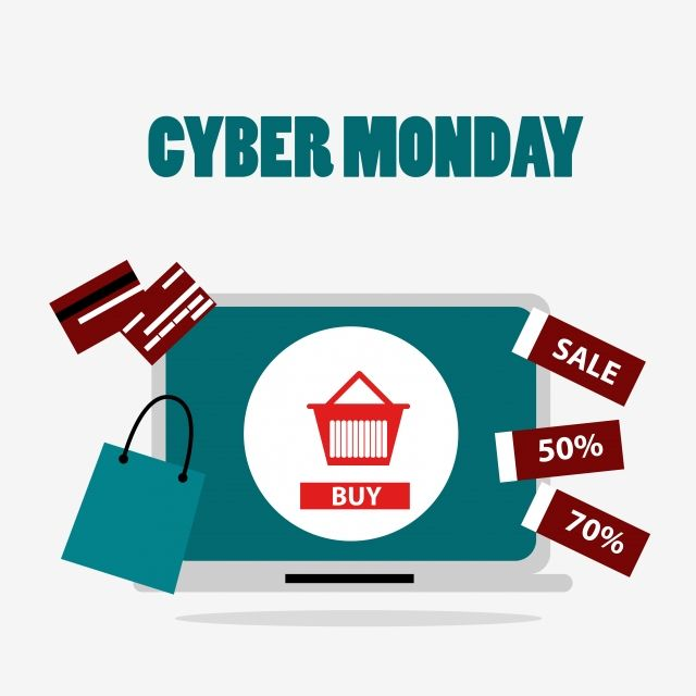 Cyber Monday Monday Cyber Celebration Cyber Sale Sale Monday Sale 70 50 Sale Buy Marchandise Solde Sale Cyber Monday Clip Art Cyber Monday Cyber