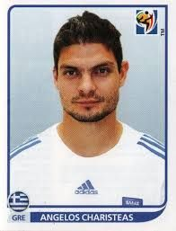 Image result for 2010 panini greece charisteas