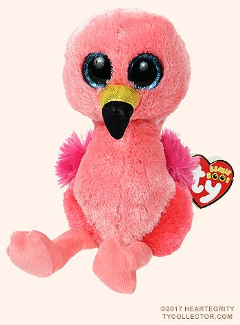 Gilda - flamingo - Ty Beanie Boos