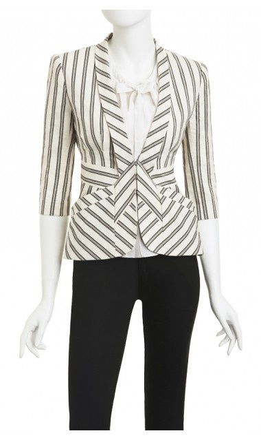 Love Nanette Lapore jackets... really nice fit.